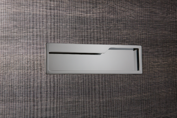 Tirador integrado de Viefe. Integrated handle from Viefe