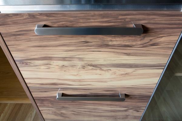 Tirador para cocinas geometric. Handle for kitchens Geometric.