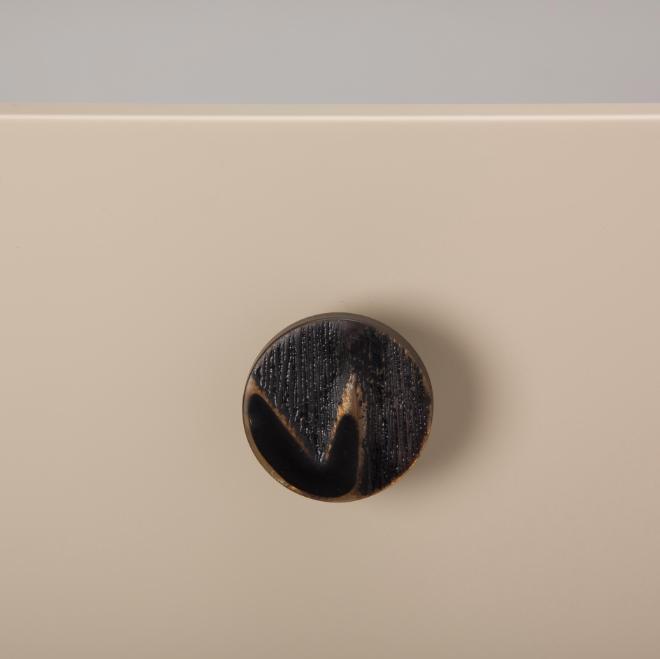 Pomos vintage de Viefe. Vintage knobs from Viefe.