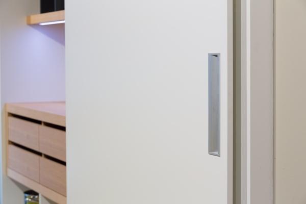 Box el tirador que se integra box the handle that fits for Puertas correderas que se esconden