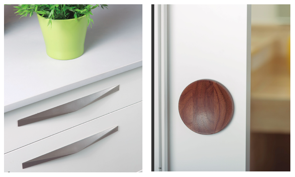 New knobs and handles catalogue 2015 by Viefe