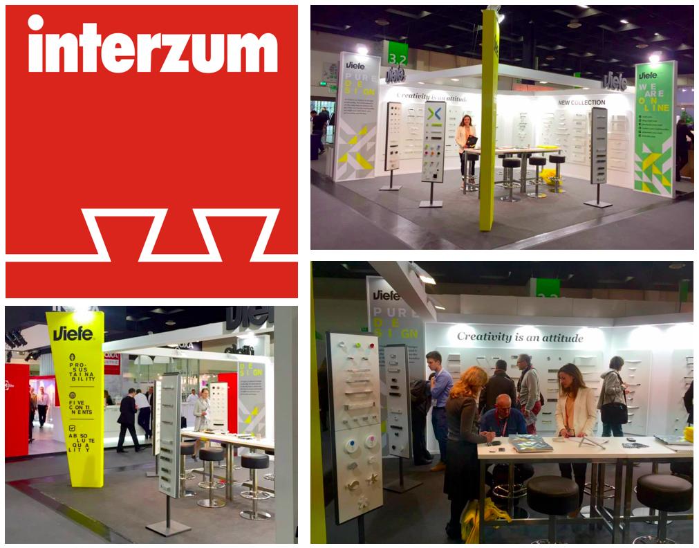 Viefe at Interzum trade fair 2015