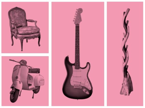 Diseños preferidos del equipo Viefe. Viefe's team favourite designs.
