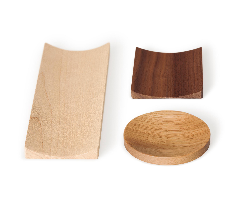 Conca tiradores de madera para puertas correderas conca - Puertas correderas de madera ...