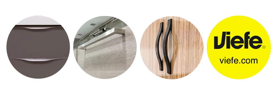 Concurso facebook Viefe nuevos tiradores para tu cocina. Facebook competition Viefe new handles for your kitchen