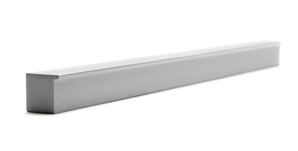 Tirador de aluminio Step de Viefe. Aluminium handle Step by Viefe.