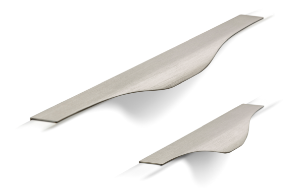 Tirador Noma de aluminio para cocina de Viefe. Noma aluminum handle for kitchens by Viefe.