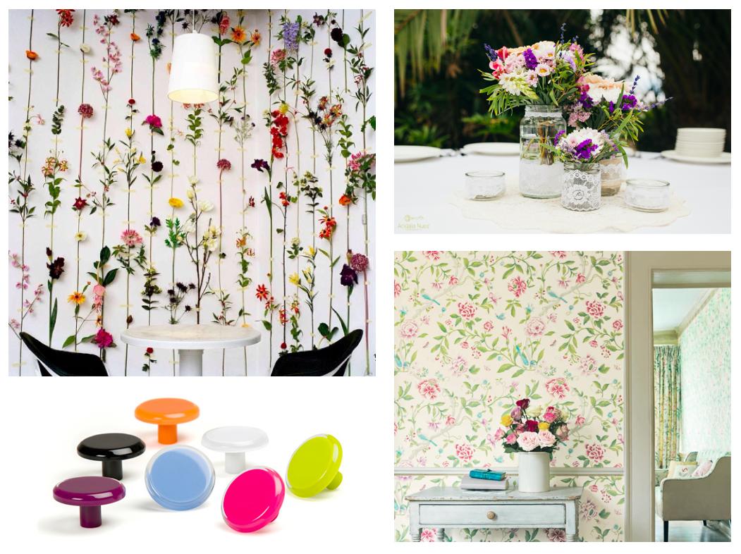 Pomos decoración primavera 2016 Viefe. Knobs spring decoration 2016 Viefe.
