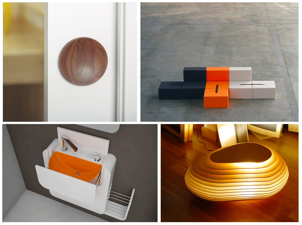 Oriol Barri diseña pomos y tiradores para Viefe. Oriol Barri designs knobs and handles for Viefe.